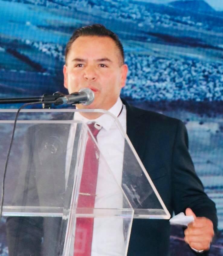 Atienden en Hospital Regional de Alta Especialidad de Ixtapaluca al alcalde de Valle de Chalco