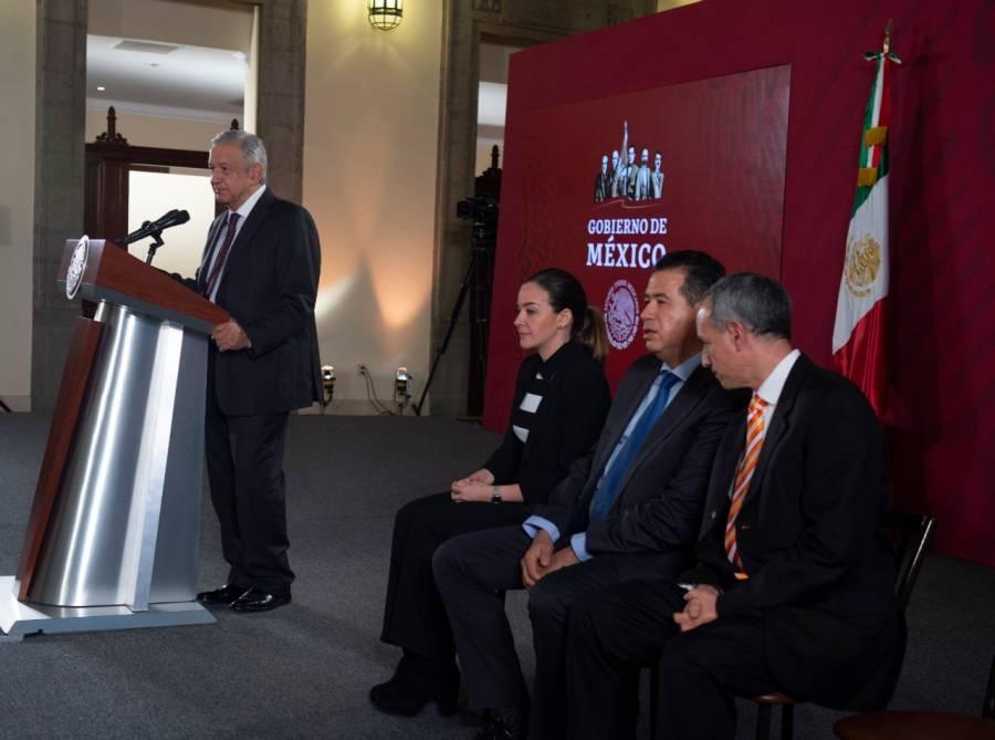 Toda la fuerza del Estado contra las adicciones: López Obrador