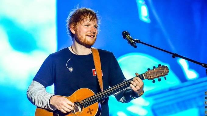 Ed Sheeran, el artista menor de 30 años más rico de Reino Unido