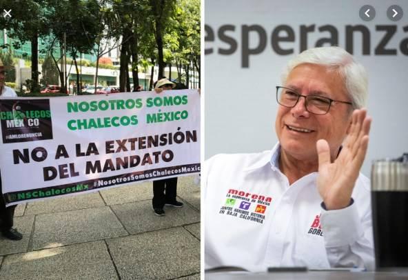 Excandidatos van contra Ley Bonilla