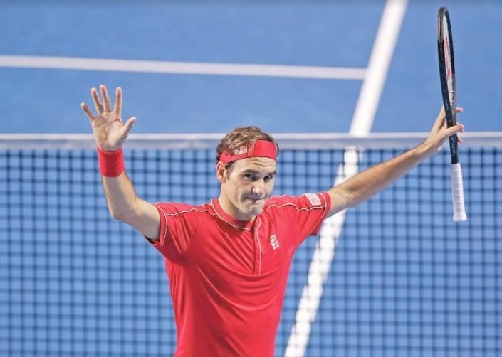 Federer se retira de París para alistar el ATP Finals