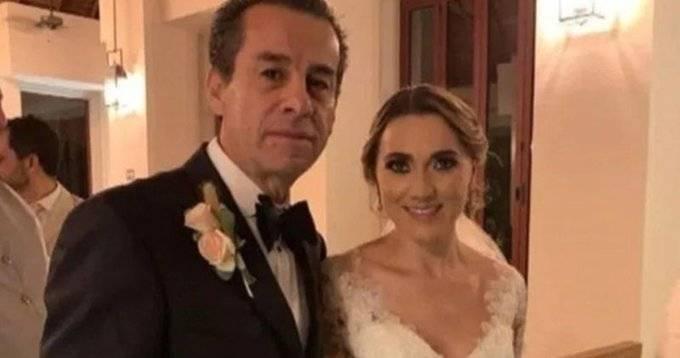Ex alcalde de Tequisquiapan se casa con su nuera, viuda de su hijo