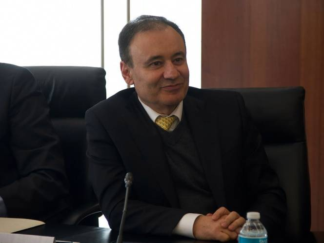 Alfonso Durazo comparecerá en el Senado el próximo 5 de noviembre