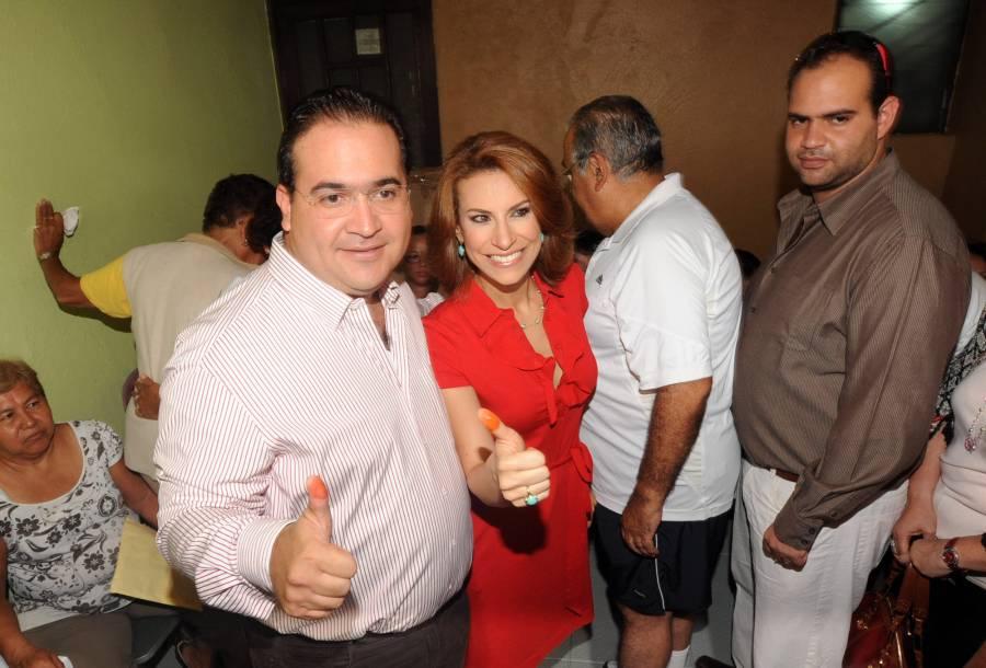 Liberan a Karime Macías tras pago de fianza