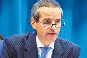 El argentino Rafael Grossi, nuevo director de la OIEA