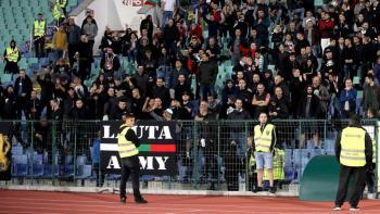 Bulgaria jugará a puerta cerrada por gritos racistas ante Inglaterra