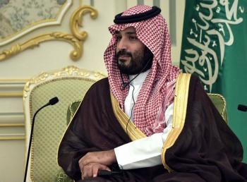 Príncipe saudí felicita a Trump por muerte de Al Baghdadi