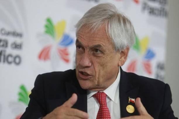 Cancela Piñera cumbres de APEC y COP25 por tensión política