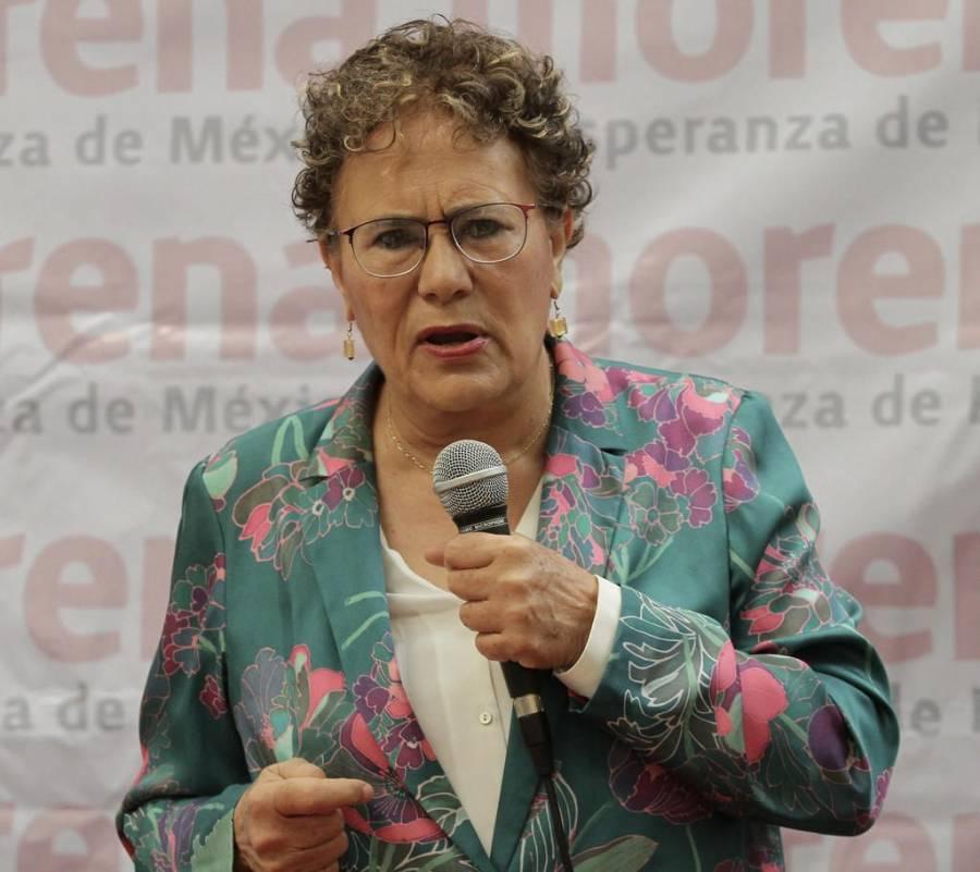 Condena Bertha Luján la resolución del TEPJF