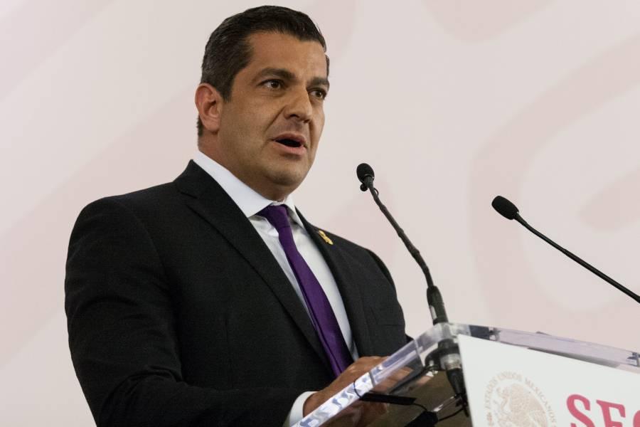 Llegan transportistas a acuerdo con la Segob; no bloquearán vialidades