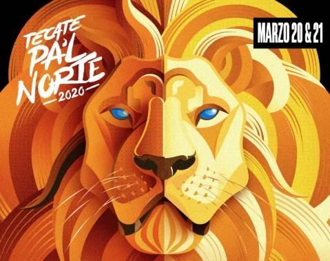 Revelan cartel de Tecate Pa'l Norte