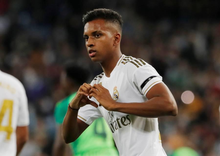 Real Madrid aplasta al Leganés