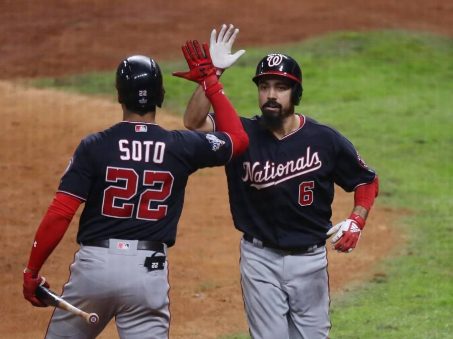 Nacionales derrota a Astros y Serie Mundial se decidirá en juego siete