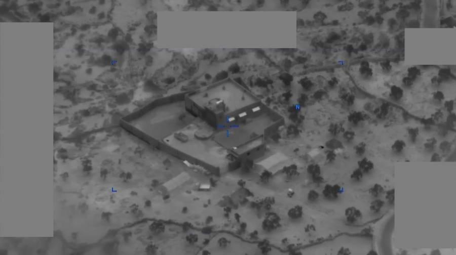 Pentágono revela video de la operación contra el líder del Estado Islámico