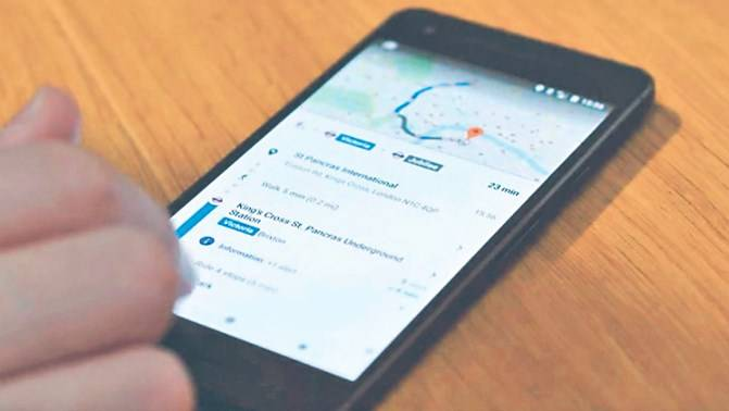Australia demanda a Google por guardar ubicación de usuarios