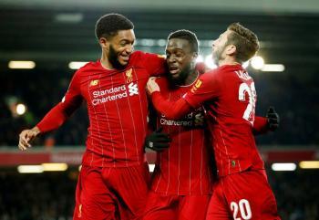 Tras un 5-5, Liverpool elimina al Arsenal en los penales de la Carabao Cup