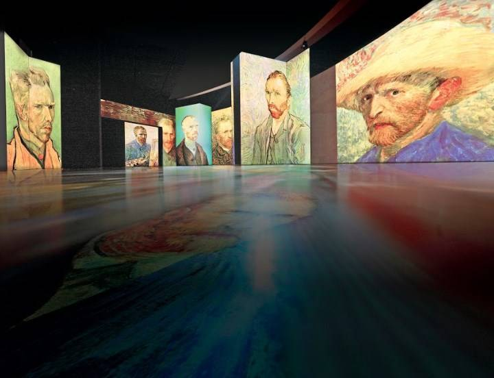 Van Gogh Alive llega a México con 300 imágenes en febrero