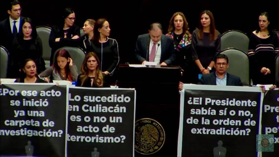 En México no existe orden de aprehensión en contra de Ovidio Guzmán: Durazo Montaño