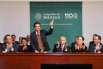 Hay condiciones en el IMSS para cambiar la visión de privilegio a los pesos en detrimento de los servicios: Zoé Robledo