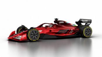 Conoce el nuevo monoplaza de la Fórmula 1 para el 2021