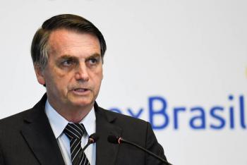 Bolsonaro descarta revivir vieja ley de la dictadura