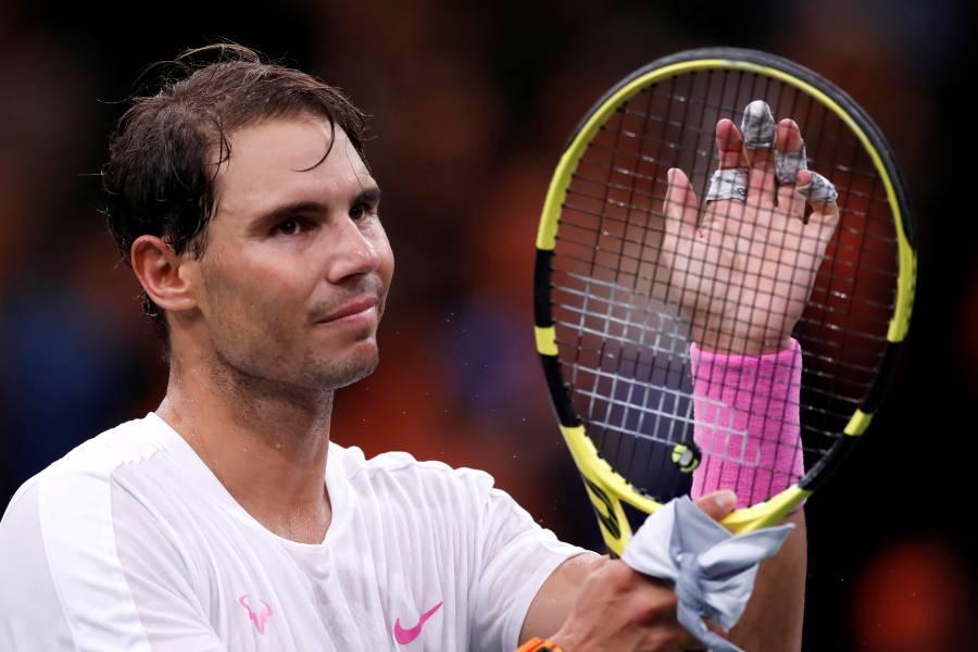 Nadal a semifinales en París