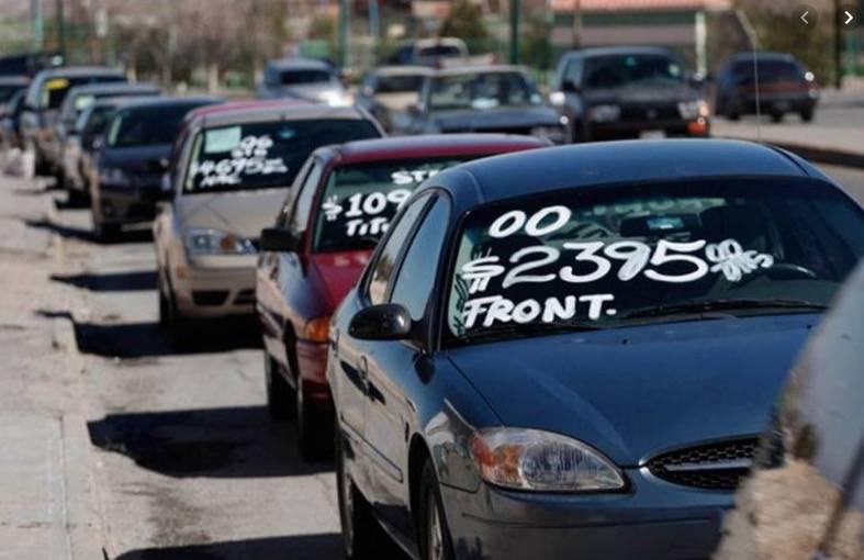 ...Y la industria automotriz rechaza entrada de los carros