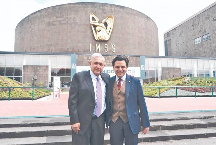 Destaca IMSS oportunidad para distribuir bienes públicos