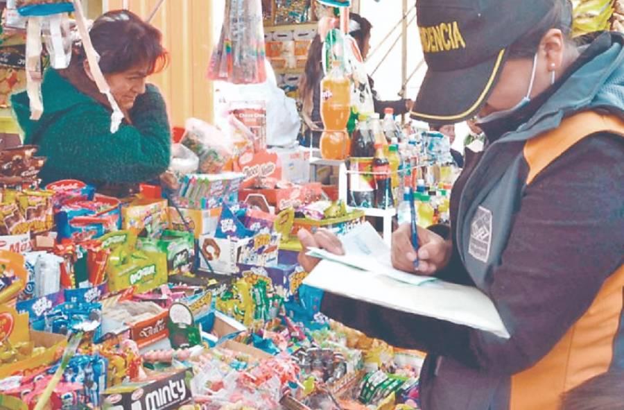 Alertan por alta venta de azúcar en secundarias