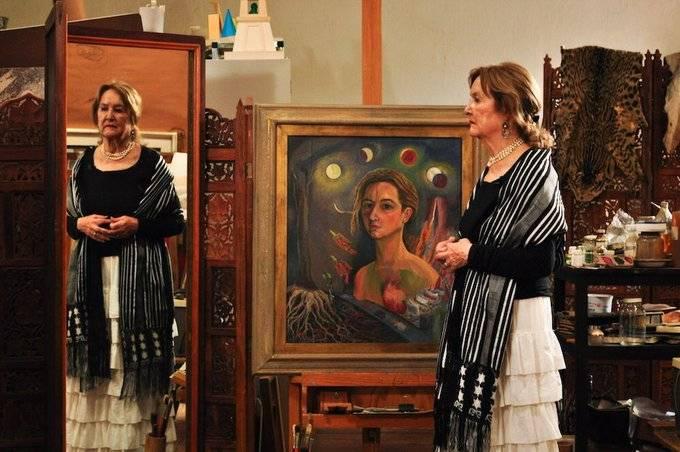 Fallece la pintora y muralista Rina Lazo