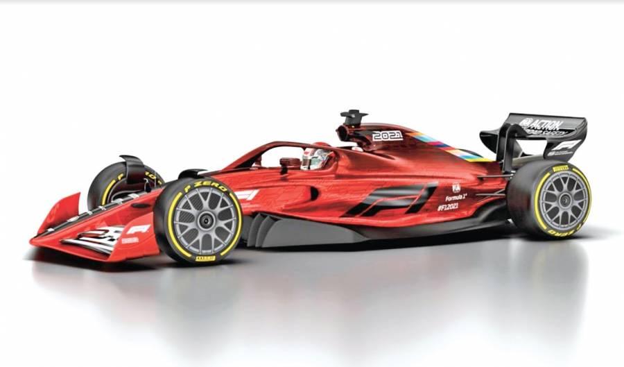 F1 moderniza monoplazas y pactan cambio de reglas