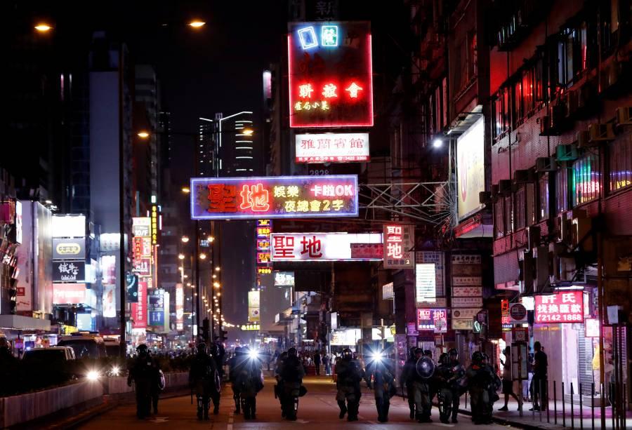 China anuncia cambios para elegir al jefe Ejecutivo de Hong Kong