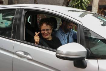"""Llama Bertha Luján a militantes de Morena a """"sacar la casta"""