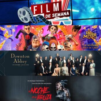Llega al cine la versión a la mexicana del Día de Muertos