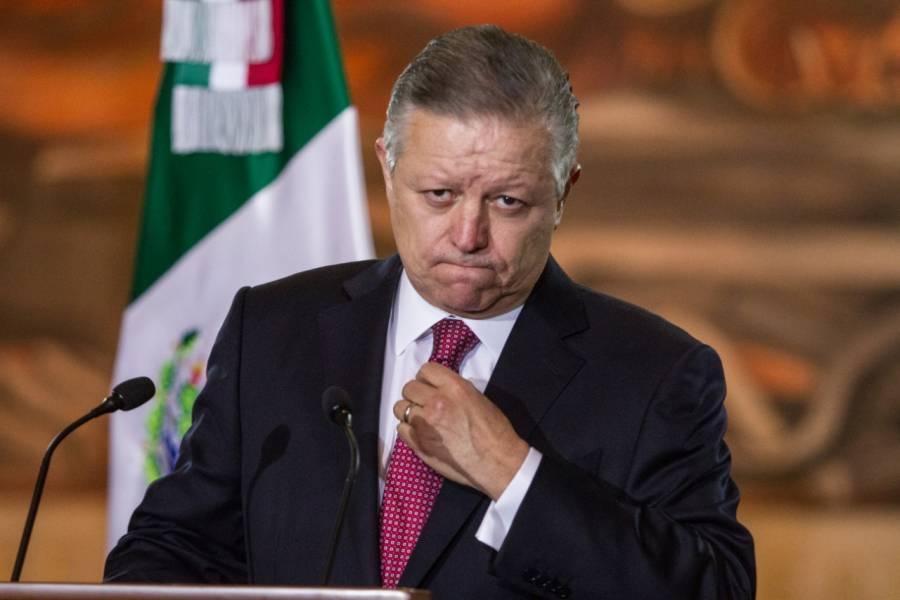 """Suprema Corte, la única que decidirá sobre la """"Ley Bonilla"""": Arturo Zaldívar"""