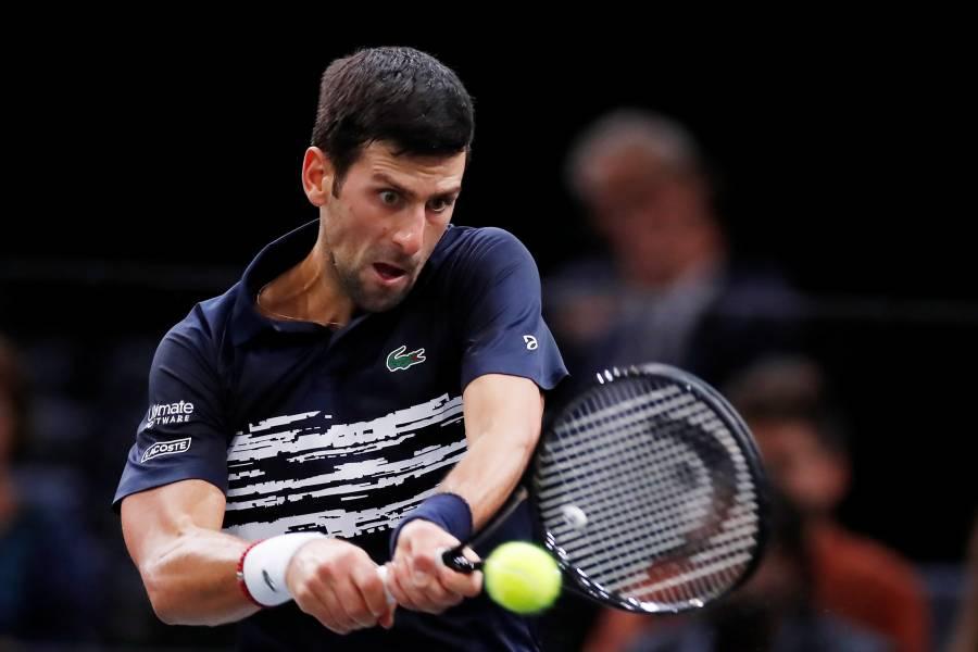 Djokovic vence a Dimitrov y llega a final Masters de París