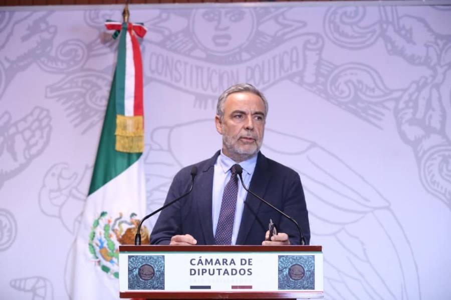 Con modificaciones a Ley de Ingresos, estados y municipios se benefician: Ramírez Cuellar