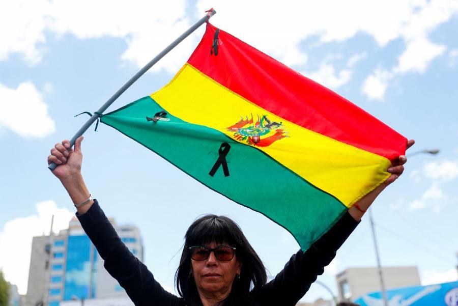 Oposición boliviana da 48 horas de plazo a Morales para renunciar