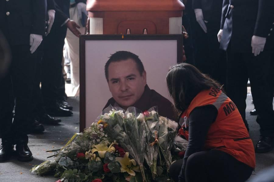 Alcalde de Valle de Chalco fue sepultado en Juchitepec