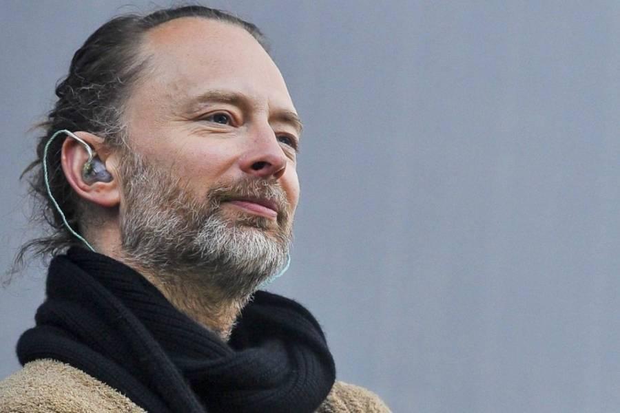 Thom Yorke vendrá a México en 2020