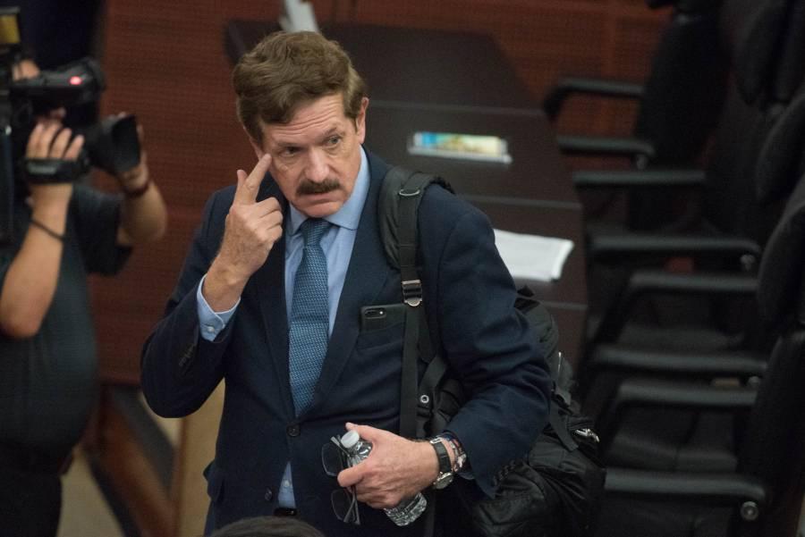 Niega Romero Hicks cualquier acción contra la investidura presidencial