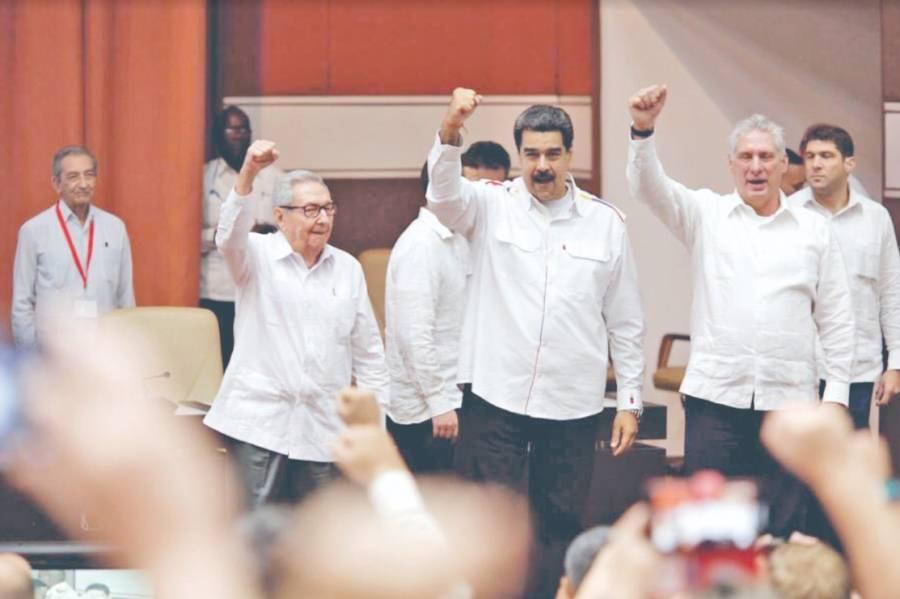 Venezuela y El Salvador rompen nexos diplomáticos