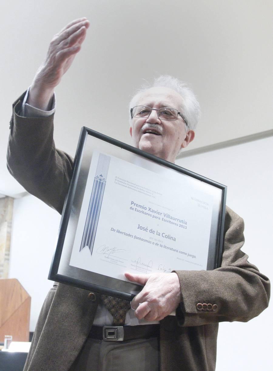 A los 85 años, murió el escritor, periodista y crítico literario José de la Colina