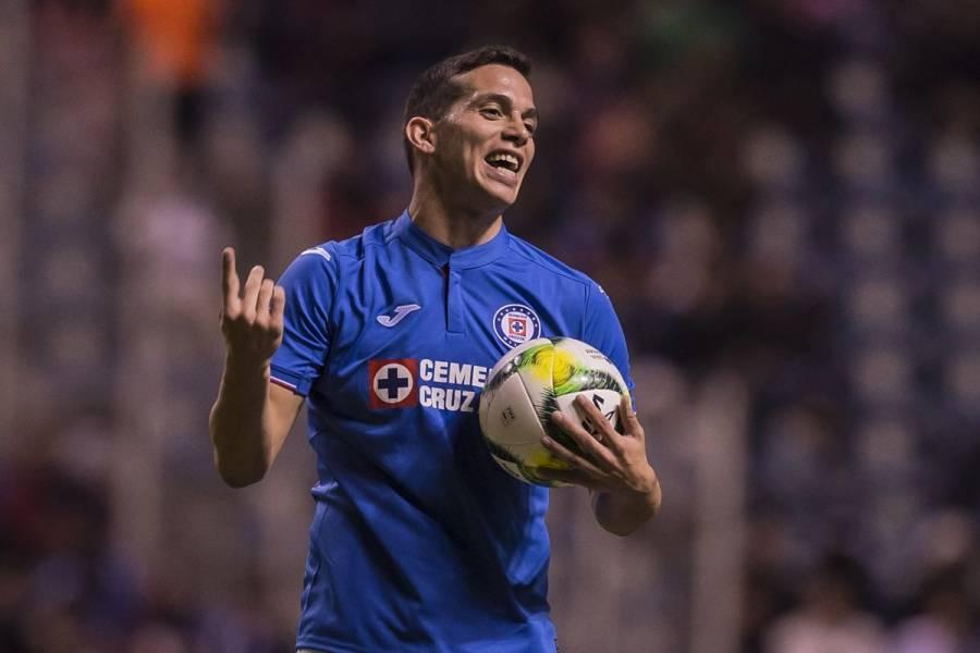 Iván Marcone podría volver muy pronto a las filas del Cruz Azul