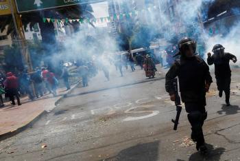 Ultimátum a Evo Morales provoca nuevas protestas en Bolivia