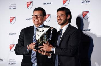 Carlos Vela hace historia y se convierte en MVP 2019 de la MLS