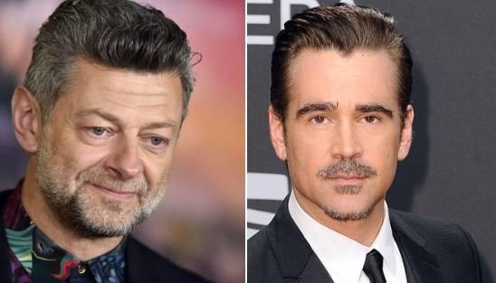 """Andy Serkis y Colin Farrell, cerca de integrarse a """"The Batman"""""""