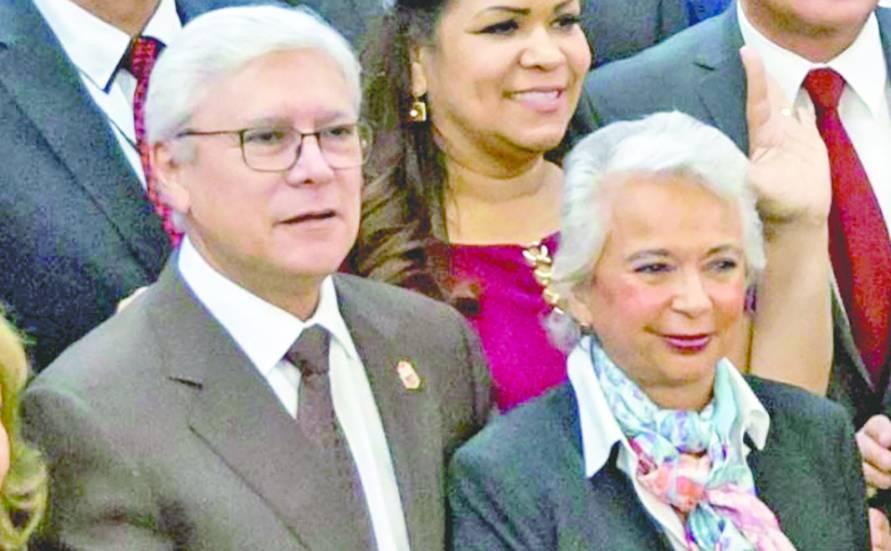 """Olga recula; Ley Bonilla está """"en entredicho"""", dice"""