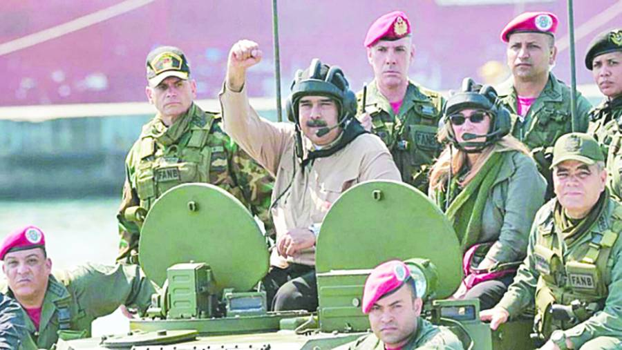 EU sanciona a élite militar  y a un diputado chavista