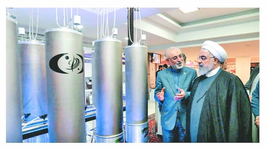 Irán reanuda programa de  enriquecimiento de uranio